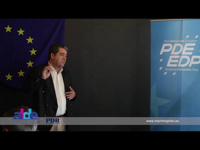 Vamos Falar da Europa - Coimbra  5 Parte