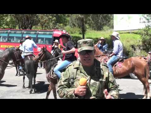 Ferias y Fiestas de las Mercedes Chiscas Boyacá 2015из YouTube · Длительность: 5 мин36 с
