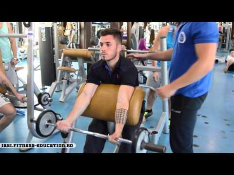 Curs Fitness Iasi