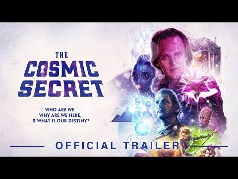 'THE COSMIC SECRET' OFFICIAL MOVIE TRAILER!