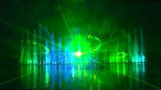 Лазерное шоу 29.07.2016.   (г. Обнинск)