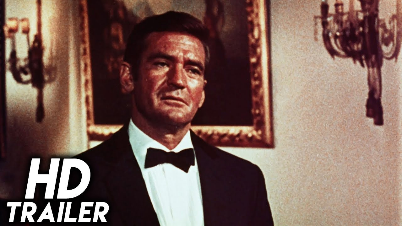 The High Commissioner (1968) ORIGINAL TRAILER [HD 1080p]