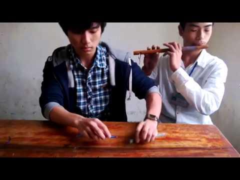 Mình Yêu Nhau Đi - Phiên bản gõ bút + thổi sáo