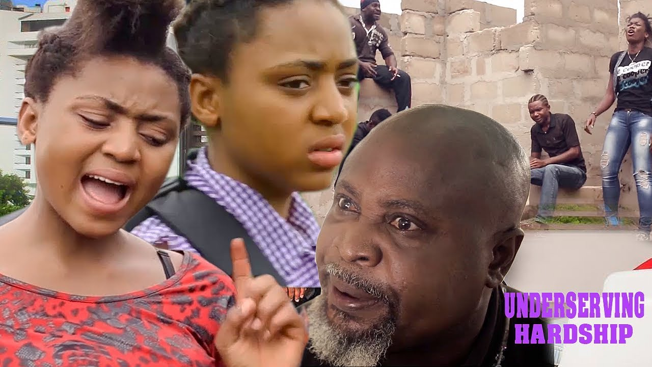 Download Undeserving Hardship Season 1 REGINA DANIELS  2018 NOLLYWOOD LATEST MOVIE   NIGERIAN NOLLYWOOD MOVIE