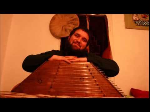 Sedat Anar - seyyahı avare [ Amâk-ı Hayal © 2014 Kalan Müzik ]