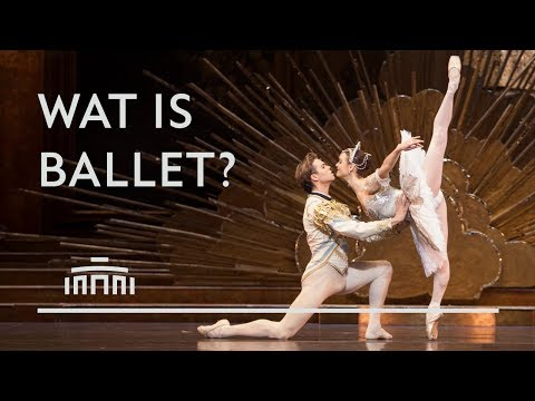 Wat is ballet? Het Nationale Ballet