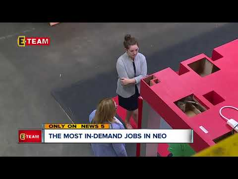 The most in-demand jobs in Northeast Ohio