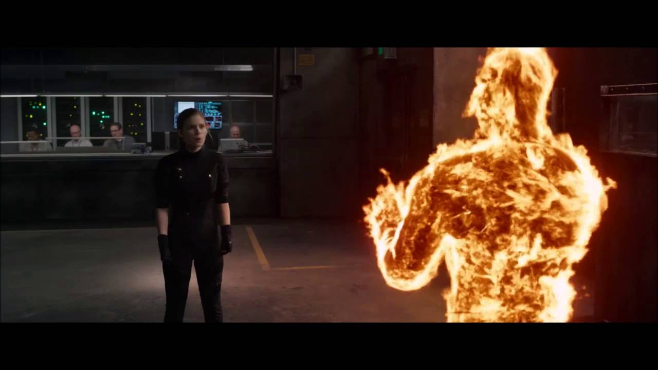 Fantastic Four 2015 Clip 55 We Should Use These Powers To