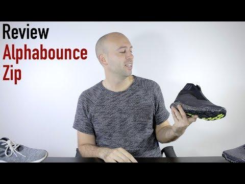 Adidas alpha bounce spento