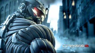 Crysis 2 Мой первый раз в игре
