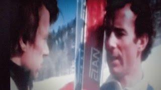 Ingemar Stenmark -  De bar o åk 1976 ( Swedish  National Alpine Team -  Just Go )