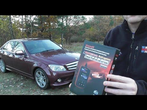 Best Mercedes C Class Diagnostic Tool W204 W203