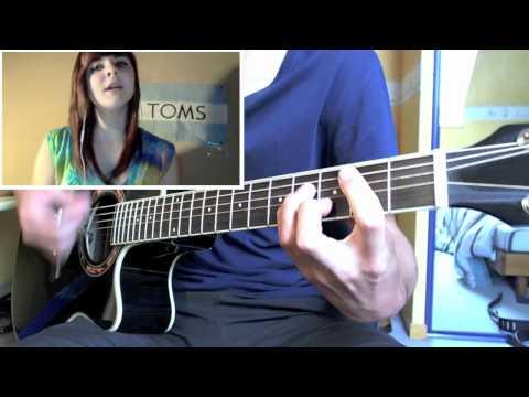 Sleeping With Sirens - Iris ( Acoustic Cover ) Originally by Goo Goo Dolls