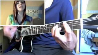 Sleeping With Sirens - Iris ( Acoustic Cover ) Originally by Goo Goo Dolls