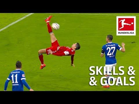 Robert Lewandowski - Magical Skills \u0026 Goals
