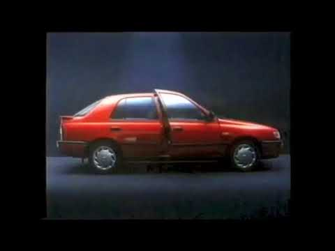 Nissan Pulsar Q Limited Edition Commercial (1993) 90s TV Ad