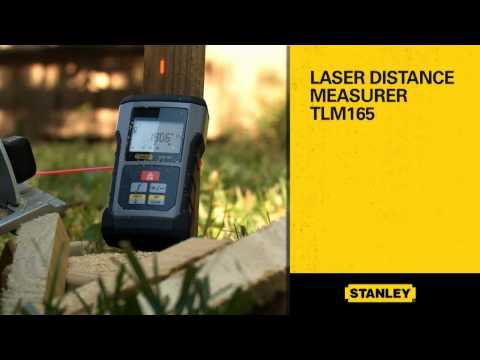 Dalmierze laserowe stanley seria tlm action news abc action