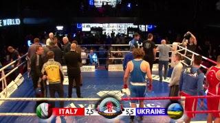 LIVE   UKRAINE – ITALY   INTERNATIONAL BOXING MATCH   24.04.2018