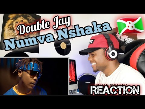 Download Double Jay   Numva Nshaka Official Music VideoREACTION