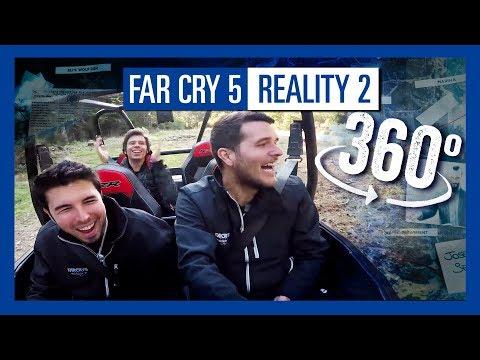 Far Cry 5 El Reality 2: EPISODIO 1 EN 360º - EQUIPO RUBIUS, WILLYREX Y PERXITAA