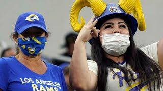 Los Angeles County brings back indoor mask mandate