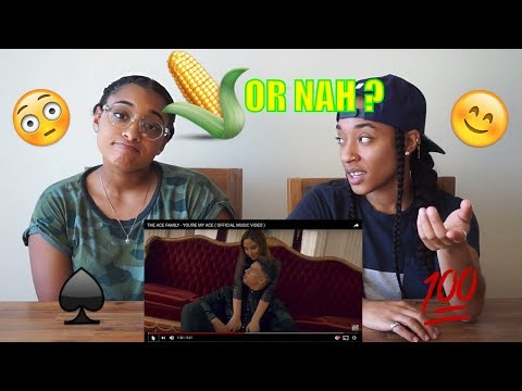 THE ACE FAMILY YOURE MY ACE  MUSIC  REACTION!!