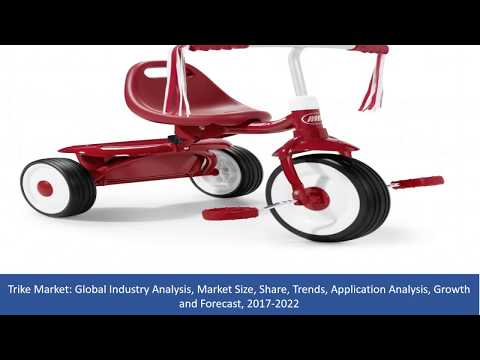 Trike Market Analysis, Market Size, Share, Growth and Forecast, 2017 To 2022