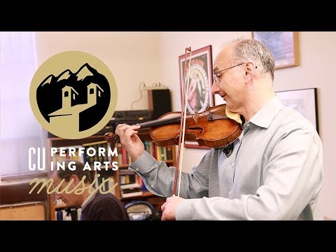 Faculty Tuesdays: Beethoven for Piano and Violin