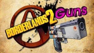 Repeat youtube video Borderlands 2- Gun Guide (manufacturer)