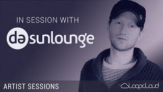 In Session With Da Sunlounge - Using Pattern Preview - Loopcloud Artist Sessions