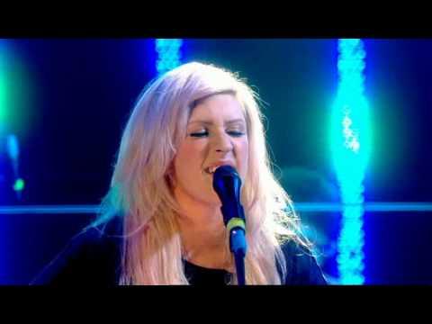 Ellie Goulding - Guns and Horses Live - Jonathan Ross - 14 May 2010