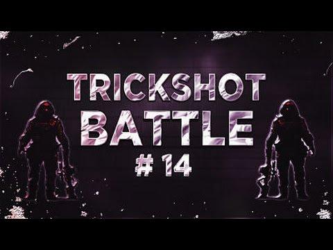 L7 Rike - Trickshot Battle # 14 | vs Shade Wippo | Bo2