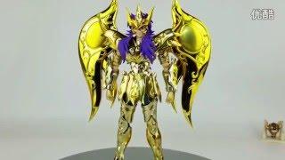 [Review] Great Toys Milo Scorpio Divine Armor SOG Cloth EX  Saint Seiya