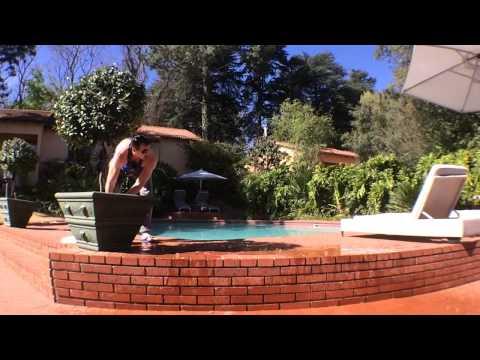 Lee Pace Ice Bucket Challenge