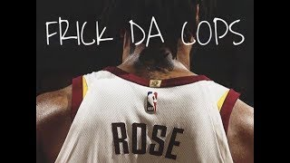 finest selection 71a43 28031 RICEGUM - FRICK DA POLICE  DERRICK ROSE MIX WITH CAVS