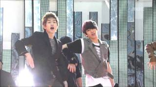 SHINee - Ring Ding Dong, 샤이니 - 링 딩 동, Music Core 20091205