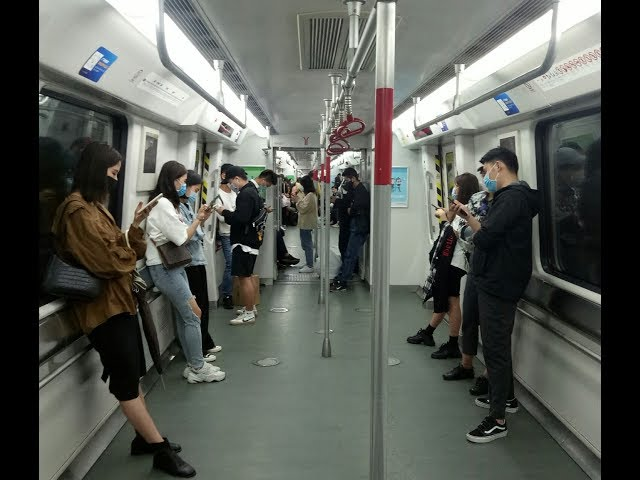 CORONAVIRUS in China: A Metro Ride During The Outbreak