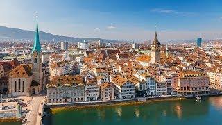 #283. Цюрих (Швейцария) (отличные фото)(Самые красивые и большие города мира. Лучшие достопримечательности крупнейших мегаполисов. Великолепные..., 2014-07-01T20:43:55.000Z)