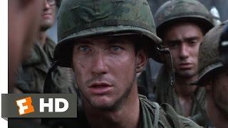 Hamburger Hill (8/10) Movie CLIP - You Haven't Earned the Right (1987) HD