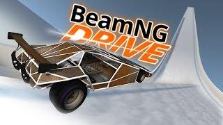 СКАЙ ДЖАМПИНГ НА РАМП ТАЧКЕ ИЗ GTA 5! - BeamNG Drive