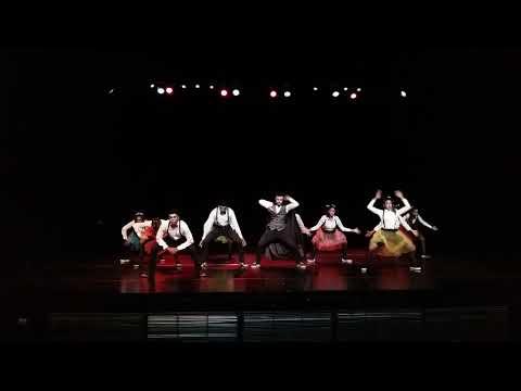 Coreografia Hip Hop Cia Sete