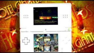 Hotel Giant 2 PC and Hotel Giant DS Games Trailer - www.dsgameshub.com