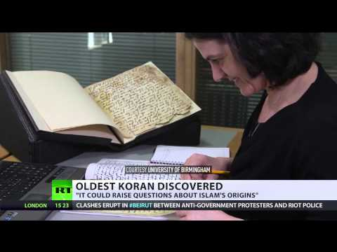 'Oldest' Koran discovery: Predates prophet Mohammed?