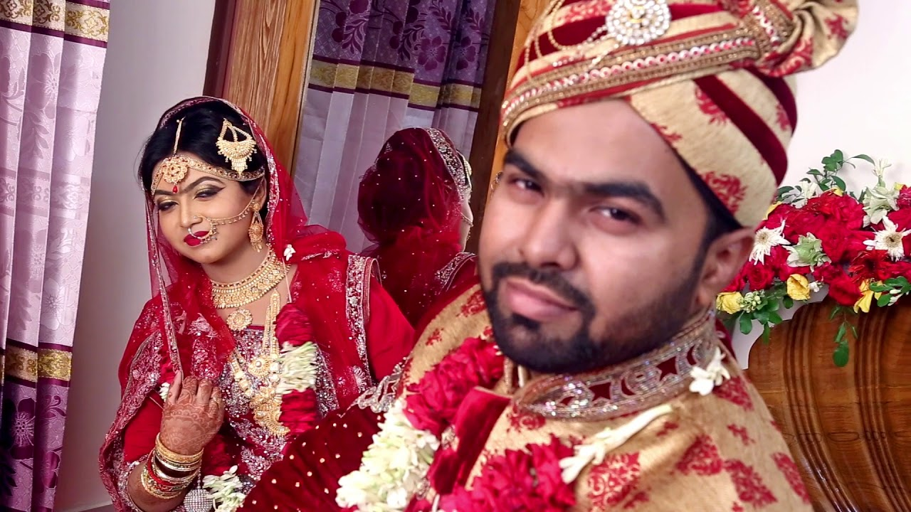 Bangladesh Mehndi Ceremony : Wedding ceremony of ashik shefa cinematography bangladesh