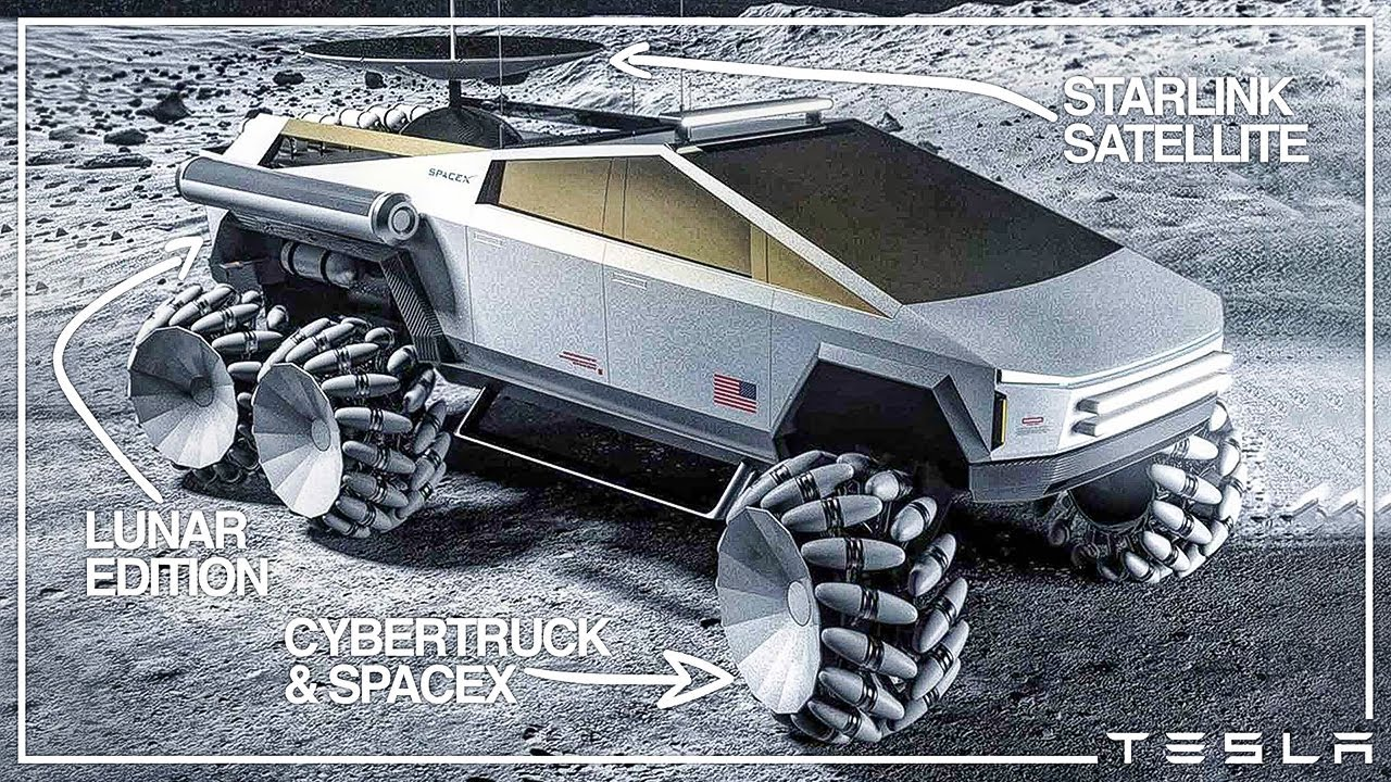 The Future Of The Tesla Cybertruck (Space, Military & Solar)