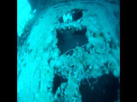 ADOLPHUS BUSH Wreck Dive 23:49 min