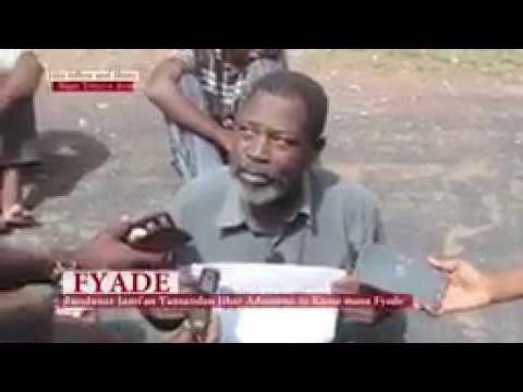 Download KADDARACE TASNI FYDE WANI TSOHO ABIN TAUSAYI