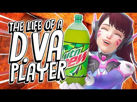 The life of a D.VA player