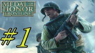 Прохождение Medal of Honor: Frontline - #1 - Наш звёздный час настал!