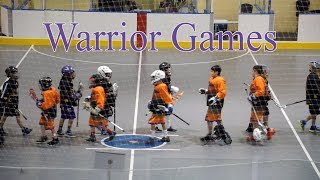 Warrior Games , Tuscarora Vs Road Warriors